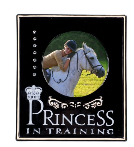 Grasslands Road She'S So Fabulous Photo Frame, Princess In Training front-17612
