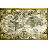 GB eye 61 x 91.5 cm World Map Historical Maxi Poster, Assorted