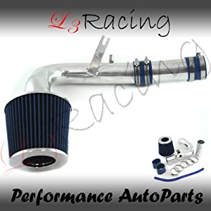 Blue DODGE 00 01 02 03 04 05 NEON 2.0L ES SXT R/T COLD AIR INTAKE KIT +DRY FILTER