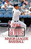 img - for 2014 Official Rules of Major League Baseball book / textbook / text book