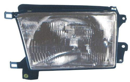 Depo 312-1129R-AS Toyota 4Runner Passenger Side Replacement Headlight Assembly (1996 4runner Headlight Assembly compare prices)