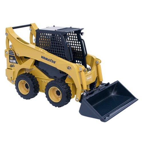 joal-40071-vehicule-de-chantier-miniature-mini-chargeuse-komatsu-sk1026