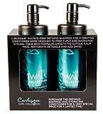 Curlesque by TIGI Catwalk Tween Set (Salon Size): Shampoo 750ml and Conditioner 750ml 750ml
