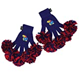 NCAA Kansas Jayhawks Spirit Fingerz Glove at Amazon.com