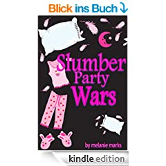 Slumber Party Wars (English Edition)