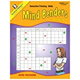 img - for Mind Benders: Deductive Thinking Skills, Book 6, Grades 7-12+ book / textbook / text book