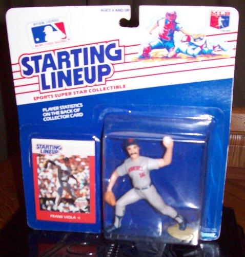Starting Lineup MLB ~ Frank Viola 1988 - 1