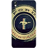 DailyObjects Ford Mustang Case For HTC Desire 816
