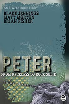 Peter, From Reckless to Rock Solid