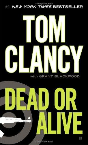 Dead Or Alive (Jack Ryan)