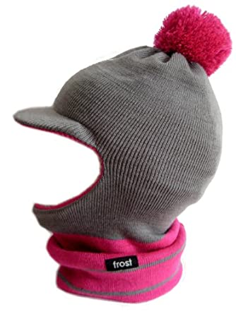 Frost Hats Balaclava Hat for Girls Warm Winter Ski Mask