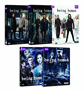 Being Human Complete Seasons 1-5 Bundle