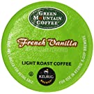 Keurig, Green Mountain Coffee, French Vanilla, K-Cup packs