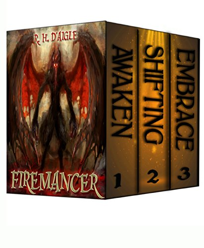 Firemancer Collection (Fated Saga Box Set Book 1) | freekindlefinds.blogspot.com