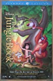 THE JUNGLE BOOK DVD MOVIE POSTER 1 Sided ORIGINAL 26x40 DISNEY