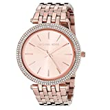 Michael Kor Women's Rose gold-Tone Stainless Steel Watch MK3192