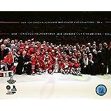 "Chicago Blackhawks 2015 Stanley Cup Champions Team Celebration Photo (Size: 8"" x 10"")"