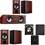 Polk Audio TSX220 5.1 Home Theater System (Cherry)