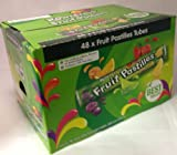 Rowntree's Fruit Pastilles Tube 52.5 g (Pack of 48)