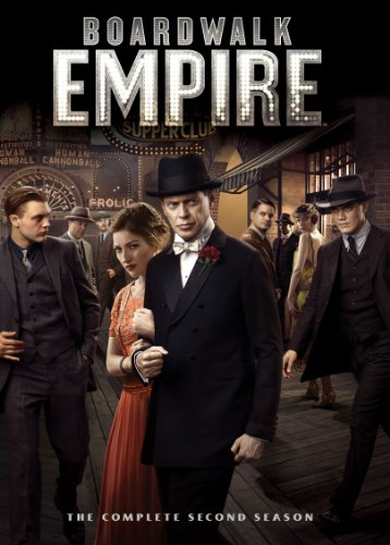 Boardwalk Empire - Season 2 (HBO) [DVD]
