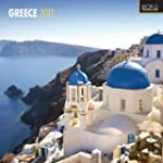 Greece 2013 Square 12X12 Wall Calendar