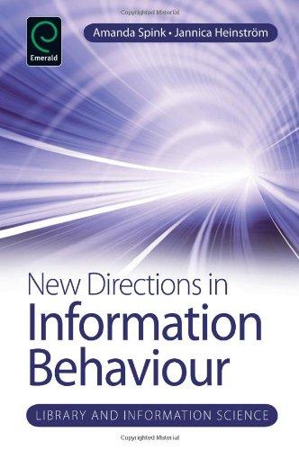 New Directions in Information Behavior