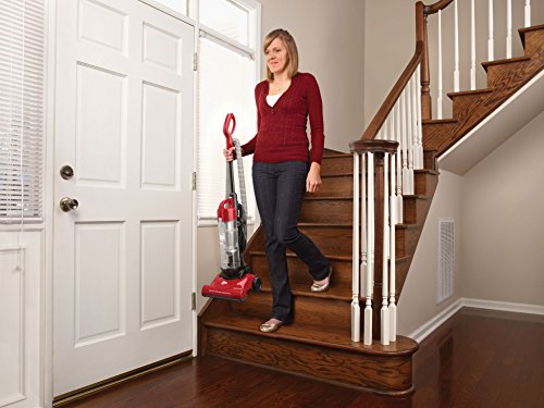 Dirt Devil Vacuum Cleaner Quick Lite Plus Bagless Corded Upright Vacuum UD20015