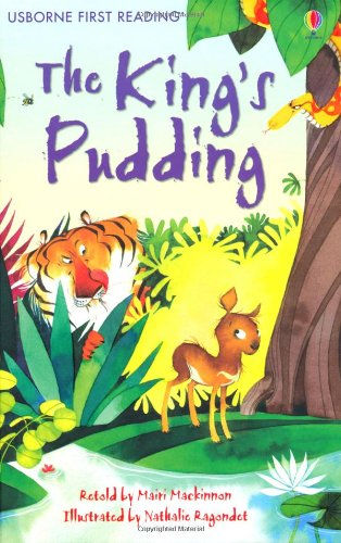 The king's pudding (Usborne First Reading)