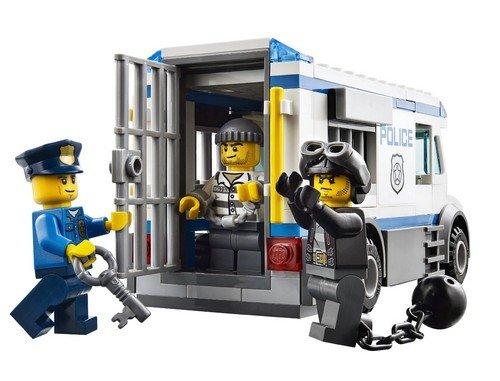 レゴ シティ ポリスバンとドロボウのバギー 60043