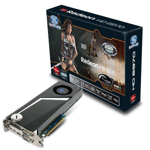 Sapphire 11187-00-40R HD 6970 2GB GDDR5 Graphics Card