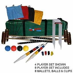 Kensington Croquet Set 8 Player