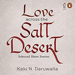 Love Across the Salt Desert Audiobook