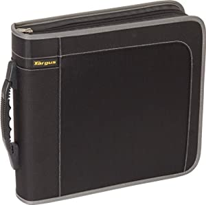 Citygear 160 Capacity CD DVD Case (Discontinued by Manufacturer)