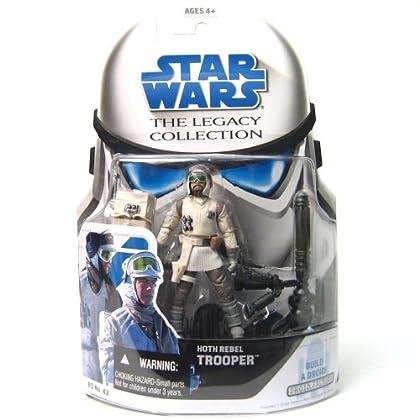 STAR WARS Legacy Collection: Hoth Rebel Trooper mit Bart jetzt bestellen