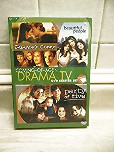 Coming of Age Drama TV DVD Starter Set (Dawson's Creek \ Beautiful People \ Party of Five)