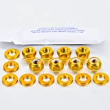 Aluminium Rocker Cover Kit Audi 80 (4 Cyl) Gold