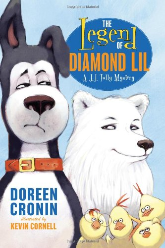 The Legend of Diamond Lil: A J.J. Tully Mystery (J. J. Tully Mysteries)