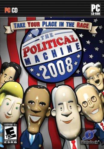 Political Machine 2008 - PC (Political Machine compare prices)