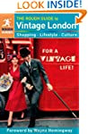 The Rough Guide to Vintage London