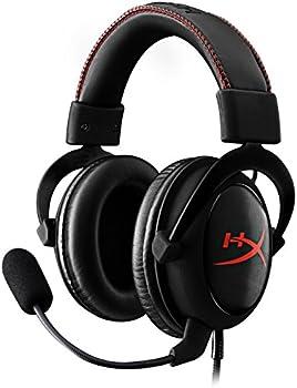 HyperX Cloud Core On-Ear 3.5mm Wired Gaming Headphones