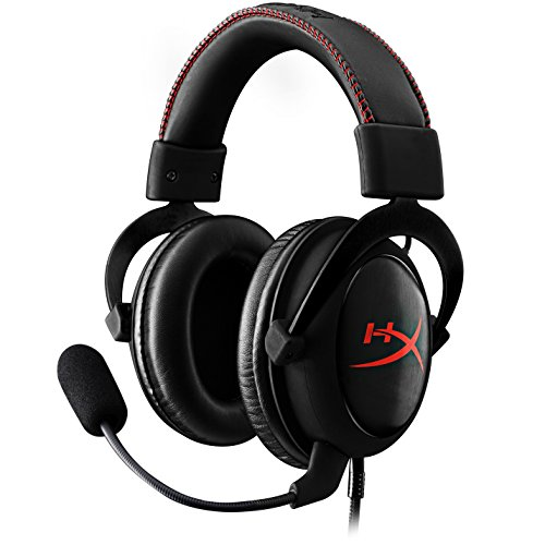 HyperX Cloud Core Gaming Headset for PC/PS4 (KHX-HSCC-BK)