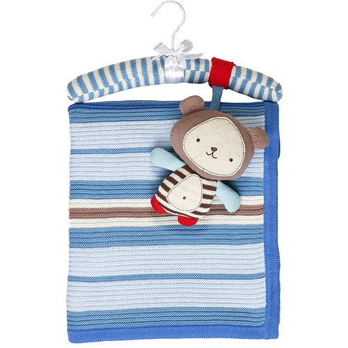 Baby Knitted Blankets front-1077616