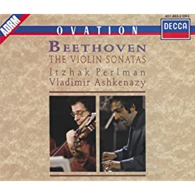 "Beethoven: Sonata for Violin and Piano No.9 in A, Op.47 - ""Kreutzer"" - 2. Andante con variazioni"
