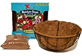 X-Seed Moisture Boost Plus Hanging Basket Kit, Includes 14