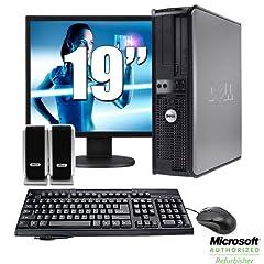 Dell OptiPlex 745 Desktop 1TB Hard Drive Windows