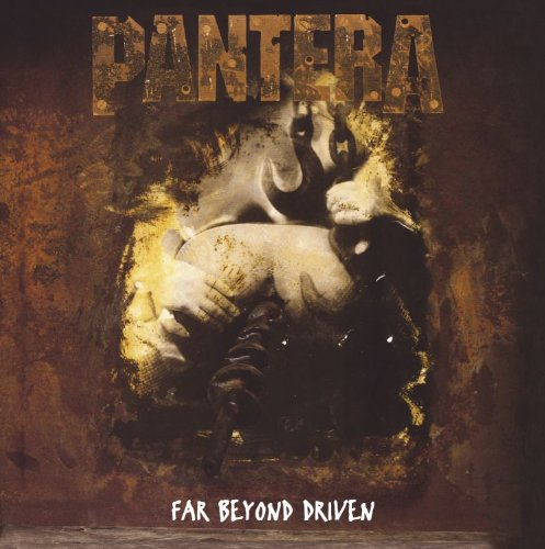 pantera far beyond driven cover - photo #2