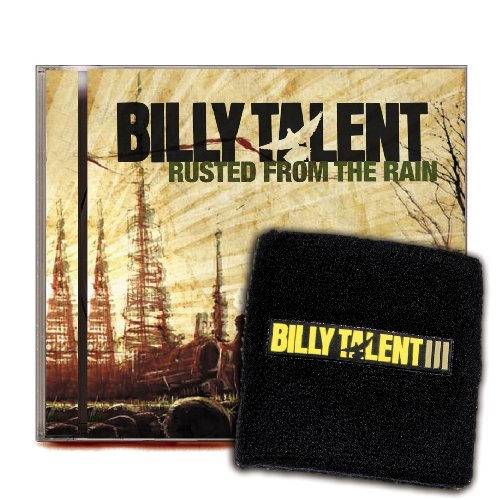 Billy Talent - Rusted from the Rain (2-Track Premium incl. SchweiYband) - Zortam Music