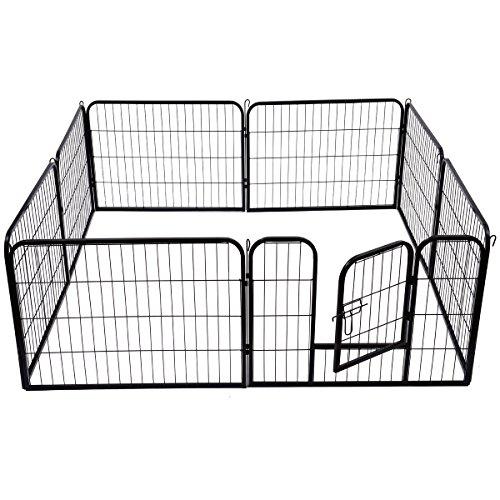 Outsunny recinto per cani gatti cuccioli roditori for Recinto per cani amazon