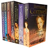 Bernard Cornwell Bernard Cornwell Collection 7 Book Set (Sharpe's Waterloo, Sharpe's Sword, Sharpe's Company, A Crowning Mercy, The Pale Horseman, Gallows Thief, Sword Song)