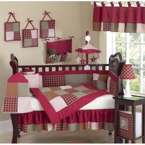 Amazon Com Jojo Designs 9 Piece Baby Crib Bedding Set